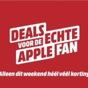 Deals voor Apple-fans bij MediaMarkt: korting op iPad, MacBook en iPhone