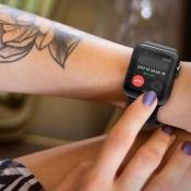 Apple Watch telefoongesprek voeren