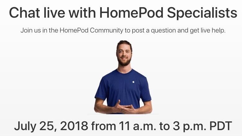 HomePod vragensessie
