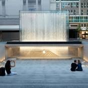 Spectaculaire nieuwe Apple Store in Milaan geopend: hier zijn de eerste foto's