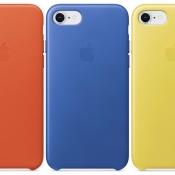 Kleuren van leren iPhone-hoejses.