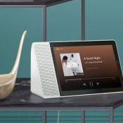 Lenovo Smart Display nachtkastje