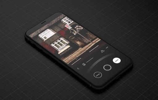 Obscura 2 voor de iPhone.