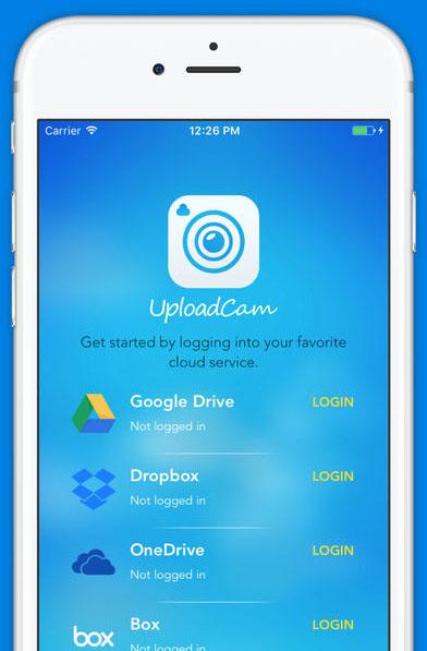 UploadCam
