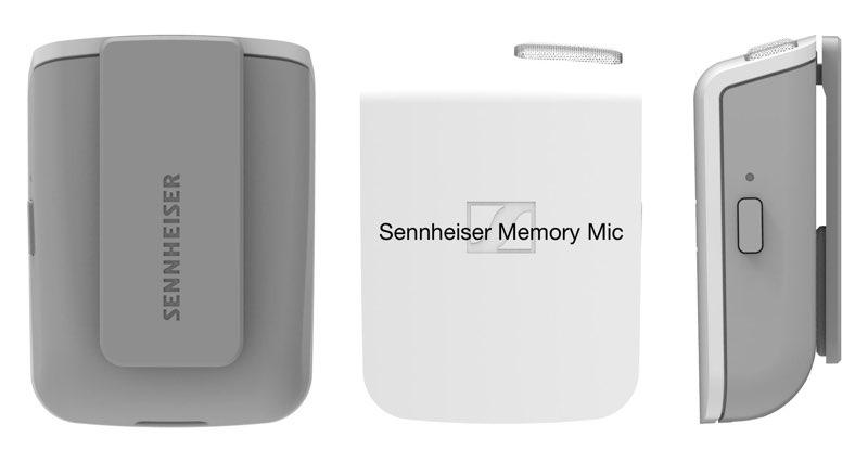 Memory Mic van Sennheiser