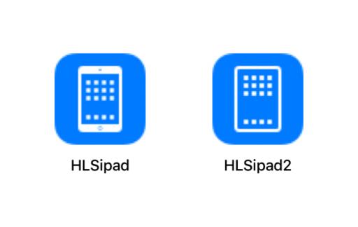 iPad Pro 2018 design in icoontje.