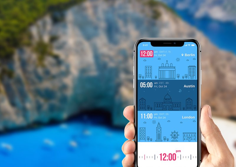 Globetempus-app
