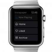 Instapaper op Apple Watch