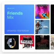 Luister de muziek van je vrienden met de nieuwe Friends Mix in Apple Music