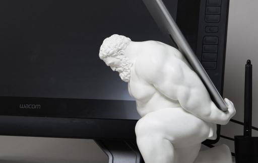 Hercules XIII iPad-dock