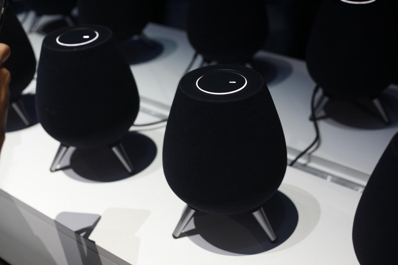 Galaxy Home-speakers.