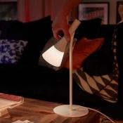 Philips Hue Explore tafellamp.