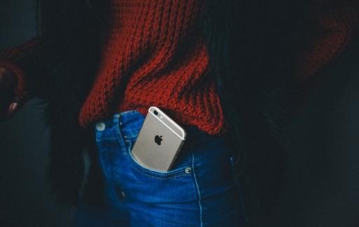 iPhone-broekzak (CC)
