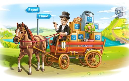 Telegram exporteren.