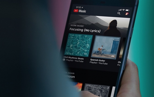 YouTube Music iPhone-app