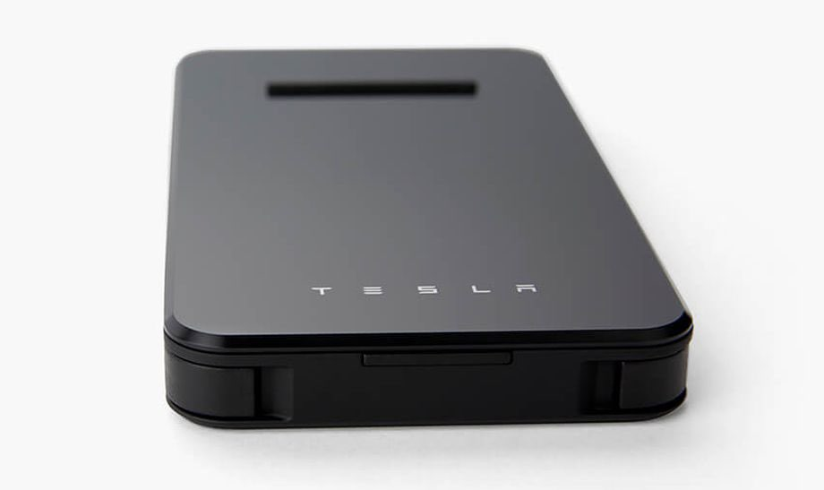 Tesla Wireless Charger zwart
