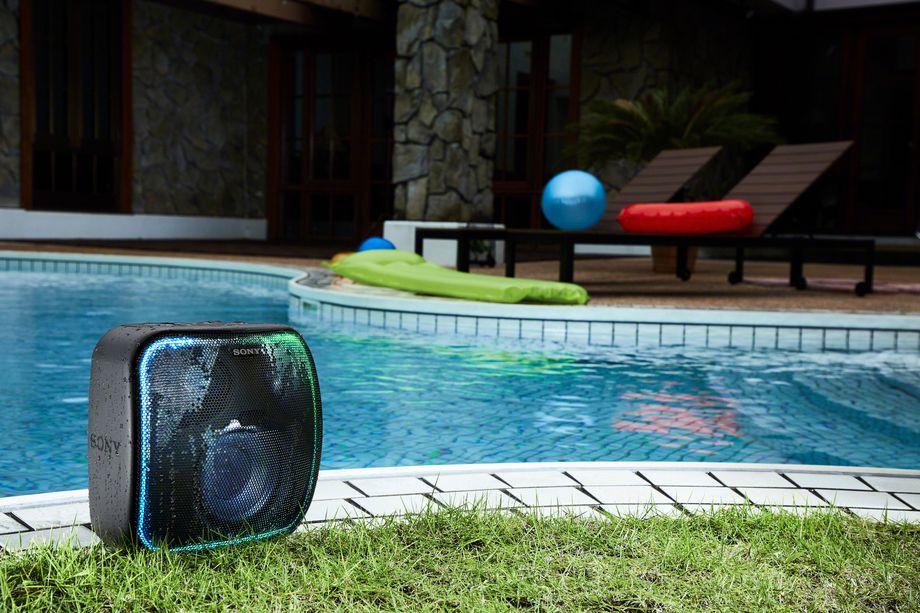 Sony XB501G speaker.
