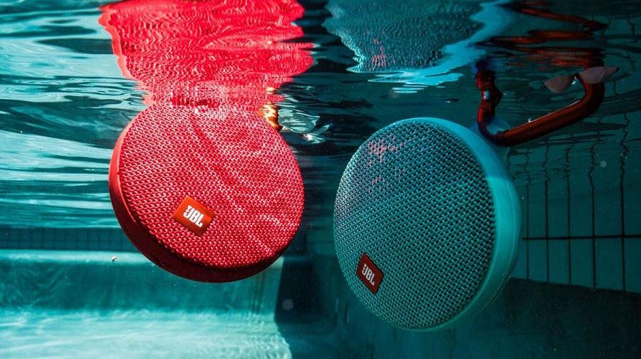 JBL Clip waterproof speaker