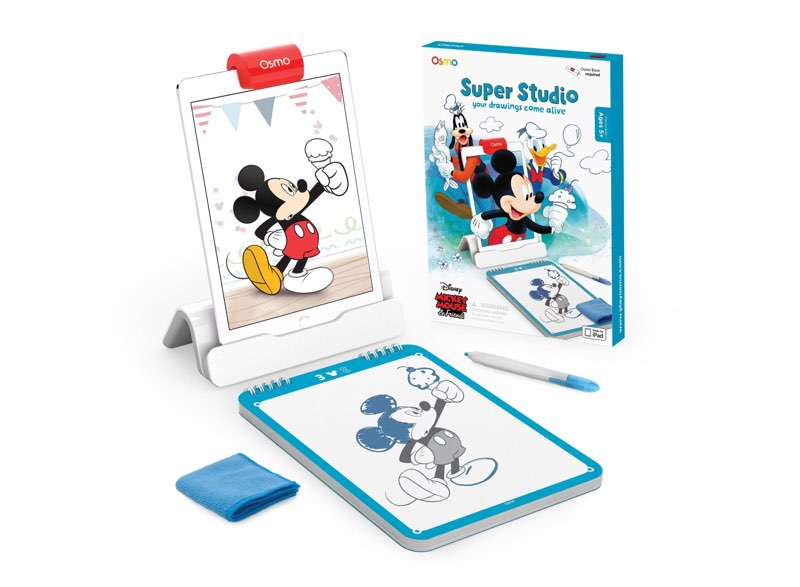 Osmo Super Studio met Disney-figuren