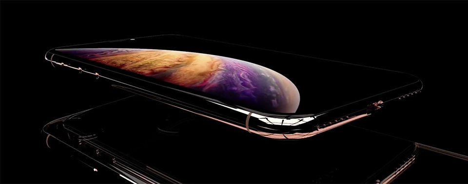iPhone XS concept
