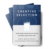 Creative Selection-boek.