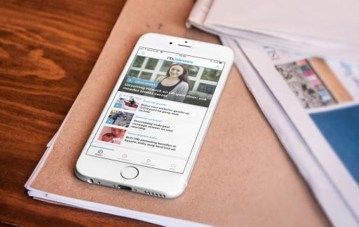 RTL Nieuws-app vernieuwd.