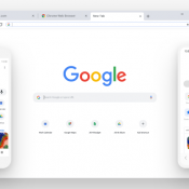 Google Chrome vernieuwd.