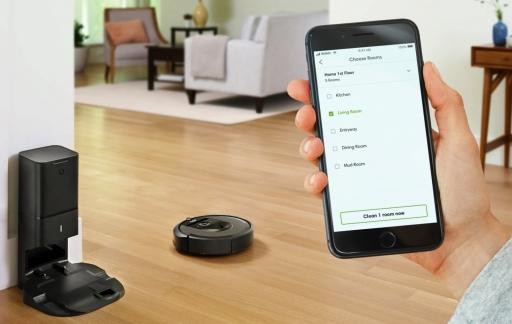 iRobot Roomba i7+.