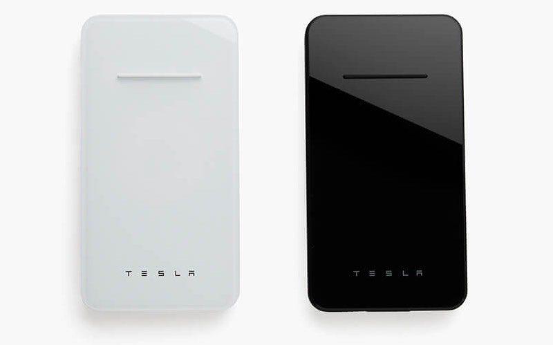 Tesla draadloze lader