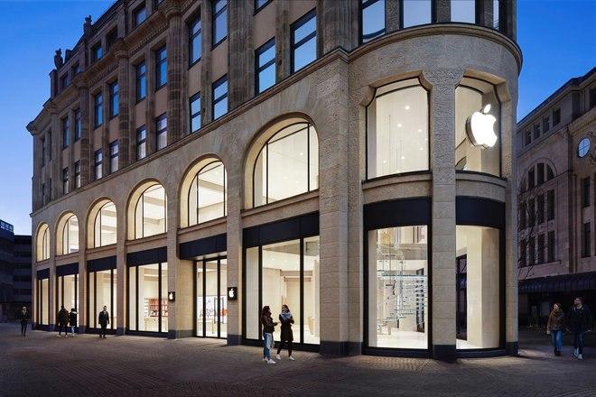 Apple Store Schildergasse Keulen