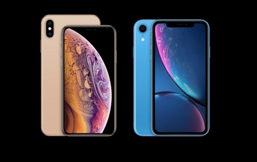 iPhone XS en XR