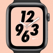 Apple Watch Nike Series 4