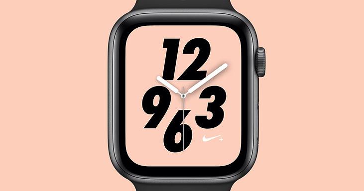 Apple Watch Nike Series 4