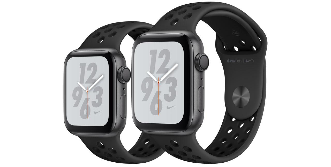 Nike Apple Watch spacegrijs kopen