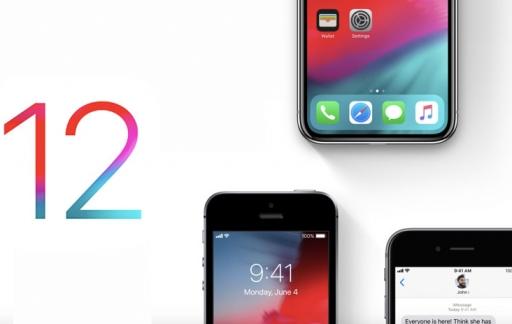 iOS 12 installatieproblemen