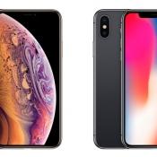 iPhone X vs iPhone XS verschillen