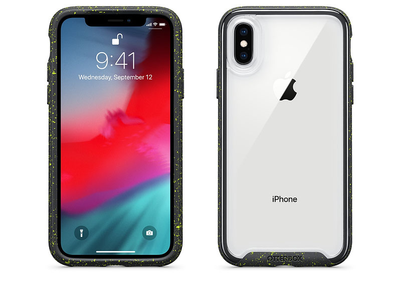 Otterbox Traction iPhone XS hoesje