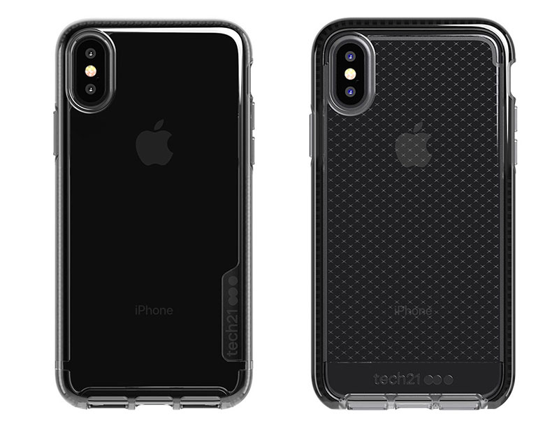Tech21 iPhone XS hoesjes