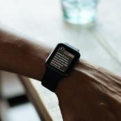 watchOS 5 beschikbaar op Apple Watch.