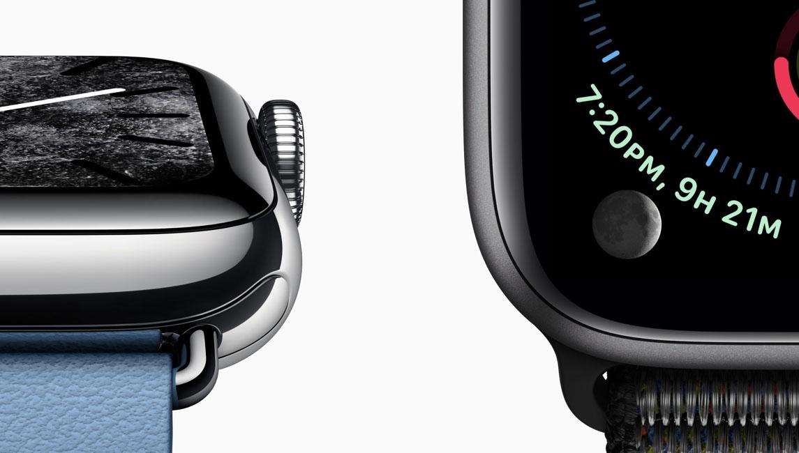 Apple Watch bandjes passen