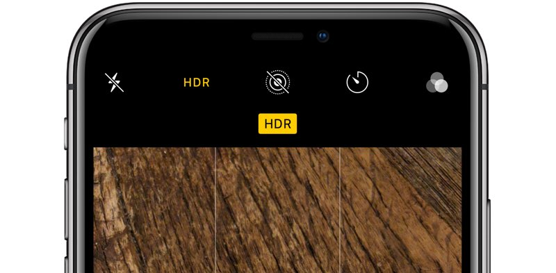 Smart HDR inschakelen