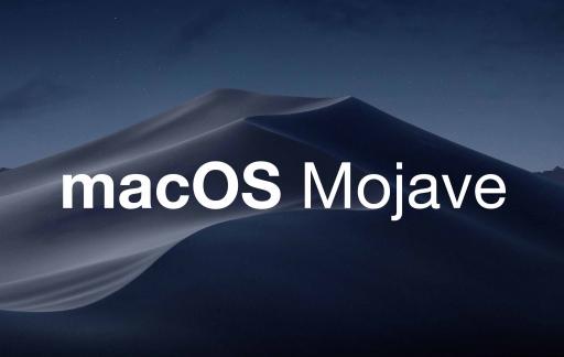 macOS Mojave voorbereiden