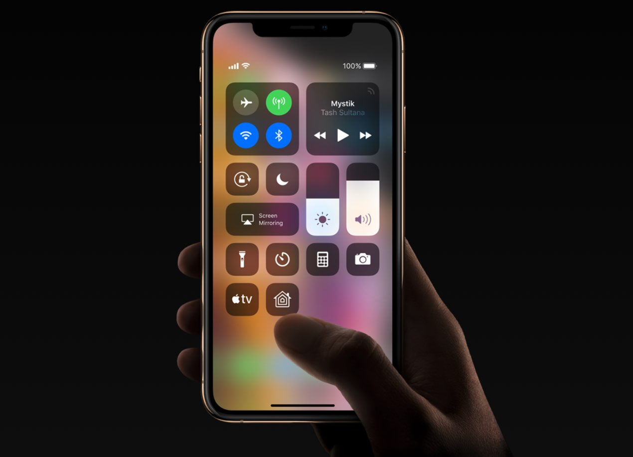iPhone XS bediening tips