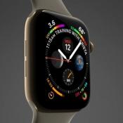 Apple Watch Series 4 speaker