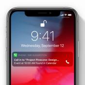 Zo schakel je de Siri-suggesties op het toegangsscherm uit in iOS 12