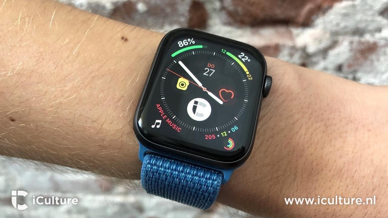Apple Watch Series 4 review.