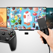 Apple TV gamecontroller