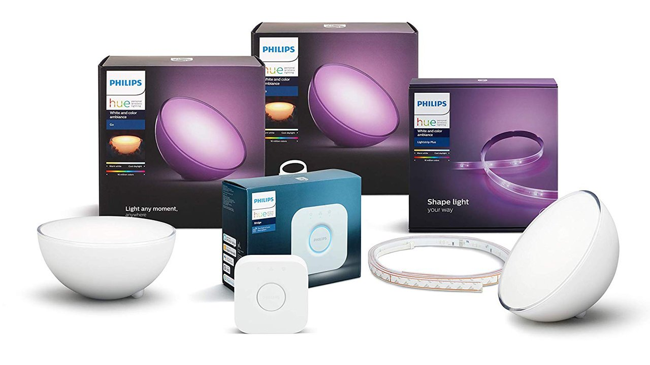 Philips Hue producten