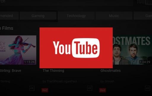 YouTube minispeler