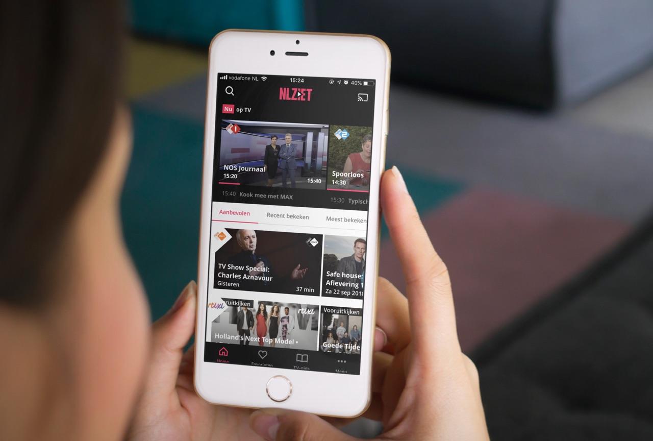 NLZiet is vernieuwd op de iPhone.